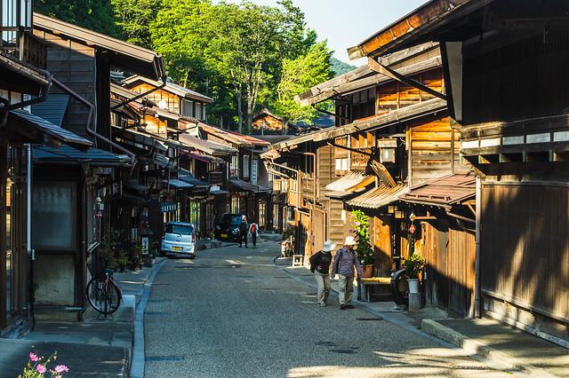 奈良井宿_Naraijuku / Nagano / Japan