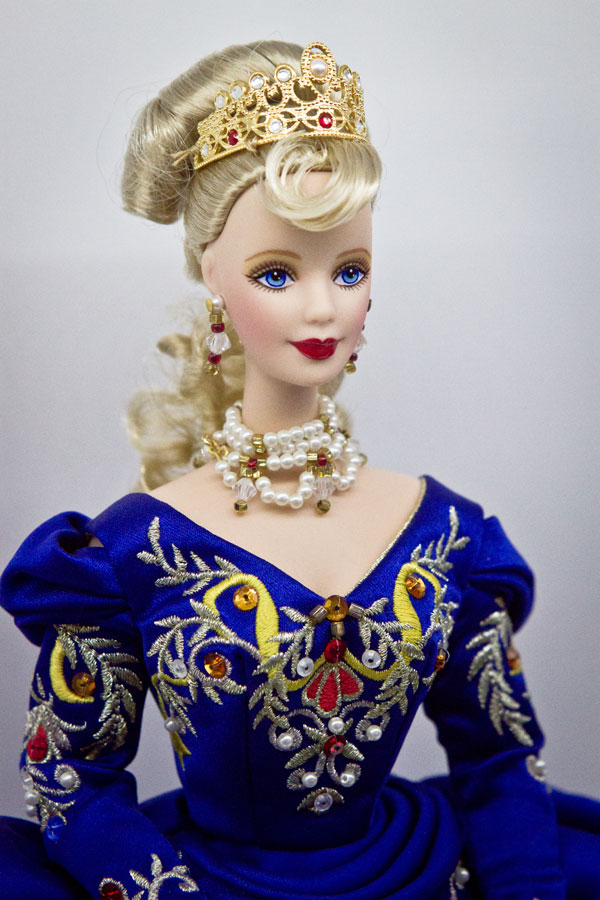 EXPO Barbie: Faberge Imerial Elegance