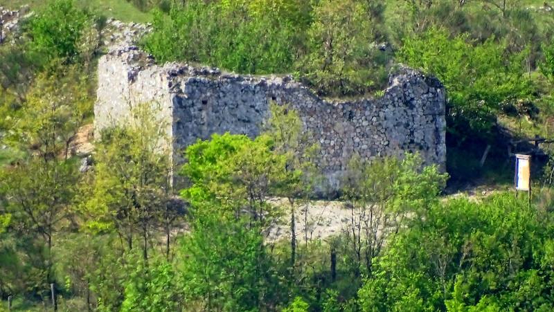 Antica torre di Guardia Romana
