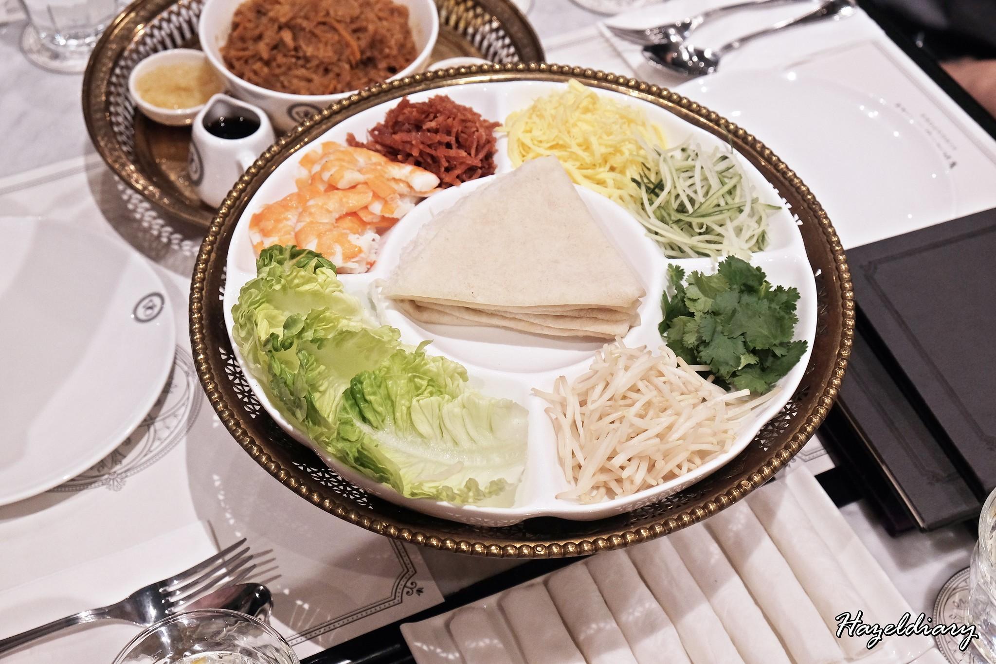 Violet Onn Jewel Changi Airport-Popiah Party-Non Vegetarian