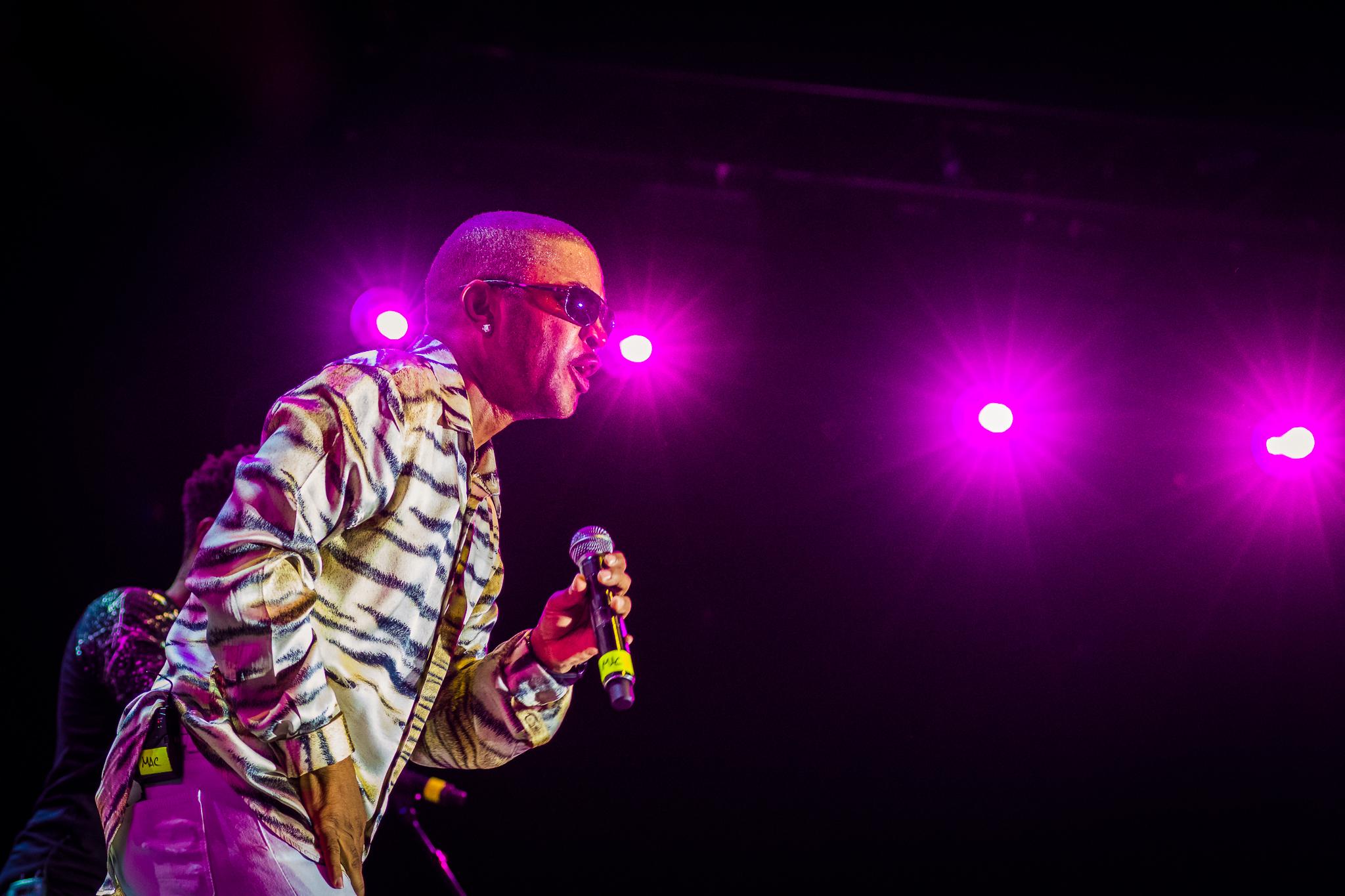 Kool And The Gang @ Suikerrock 2018 (© Timmy Haubrechts)