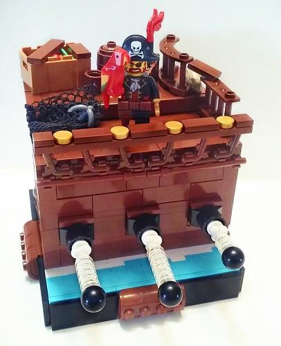Pirate Vignette