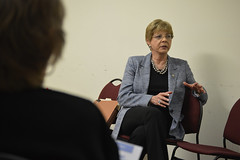 Rep. Zawistowski hosted a Legislative Update in Suffield at the Kent Memorial Library