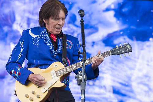 John Fogerty at Jazz Fest 2019 day 8 on May 5, 2019. Photo by Ryan Hodgson-Rigsbee RHRphoto.com
