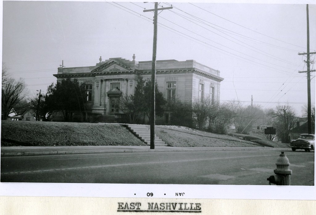 The Carnegie Library - East Branch