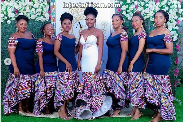 Latest African dress styles For Woman 2019