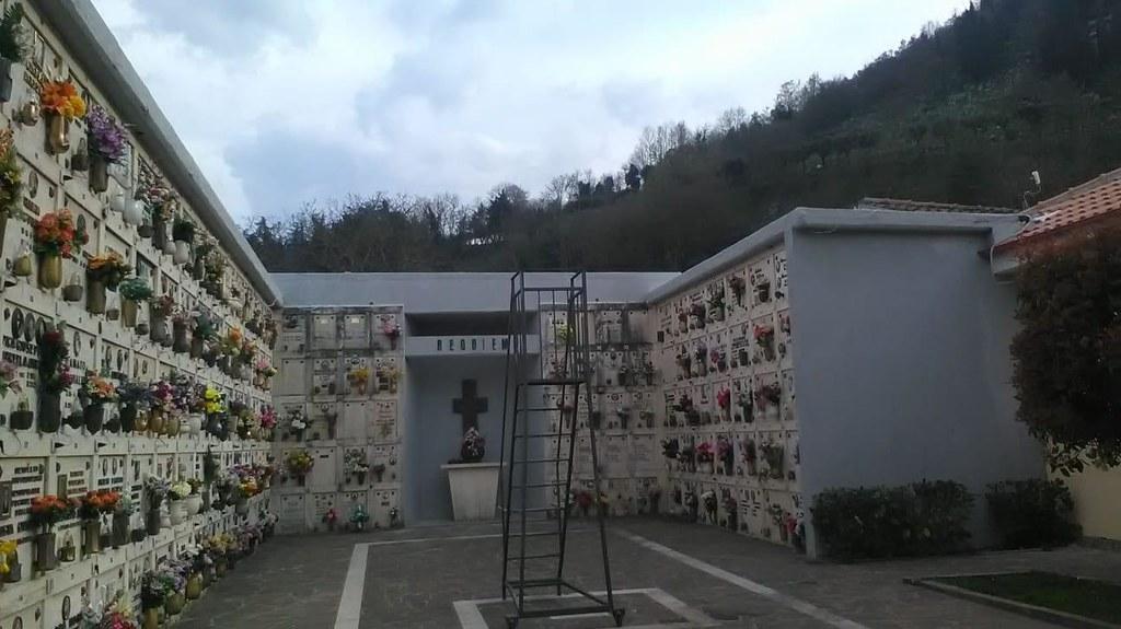 Al via a Sant'Arsenio i lavori di manutenzione e sistemazione del cimitero comunale - Ondanews.it