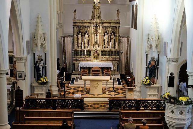 Altar Blessing, Stoke-on-Trent