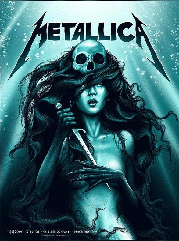 Metallica Barcelona