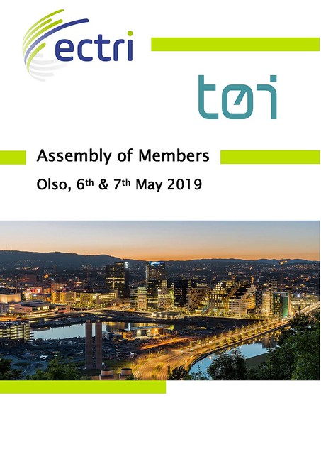ECTRI Assembly Oslo 2019