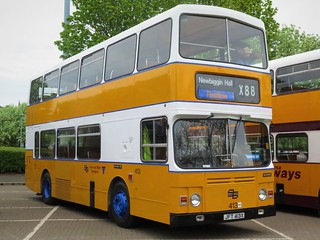 Tyne and Wear PTE 413 (JFT413X) - 05-05-19