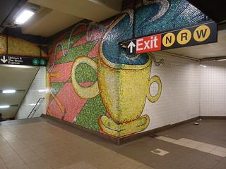 201905008 New York City subway station 'Lexington Avenue−59th Street'