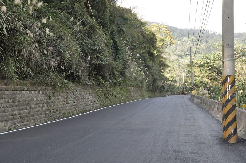 新竹縣道122線南清公路。圖片來源:新竹縣政府