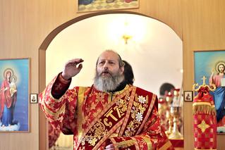05.05.2019 | Божественная литургия в дер. Зайцево