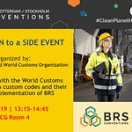BRS COPs 2019 DAY 9 Side Event - May 8, 2019, Geneva, Switzerland