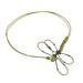 La Boutique Extraordinaire - Aude Tahon - Bracelet libellule noué à la main -  25 €