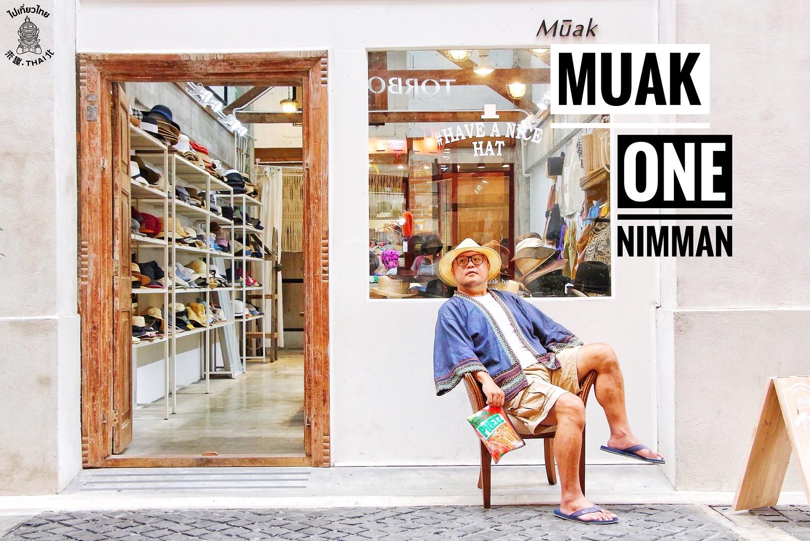 《Muak》日本設計.清邁製造的「精品帽」設計品牌