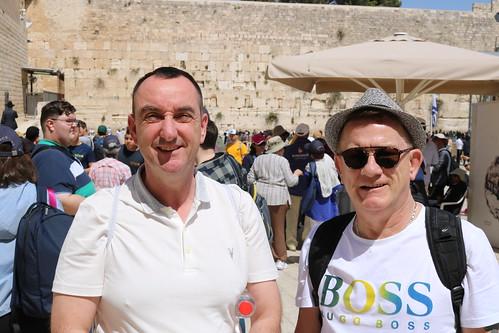 ESCKAZ.com day out in Jerusalem
