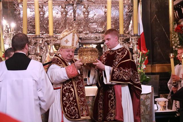Uroczystość św. Stanisława w Katedrze Wawelskiej | kard. Stanisław Dziwisz, 08.05.2019