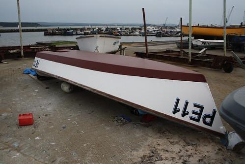 Fishing Boat PE11 LITTLE OSCAR