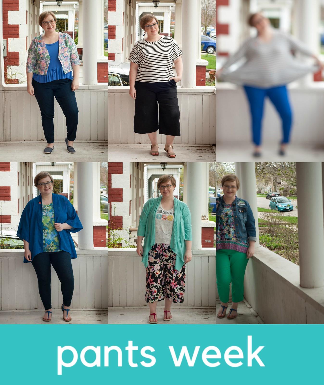 Pants Week 1