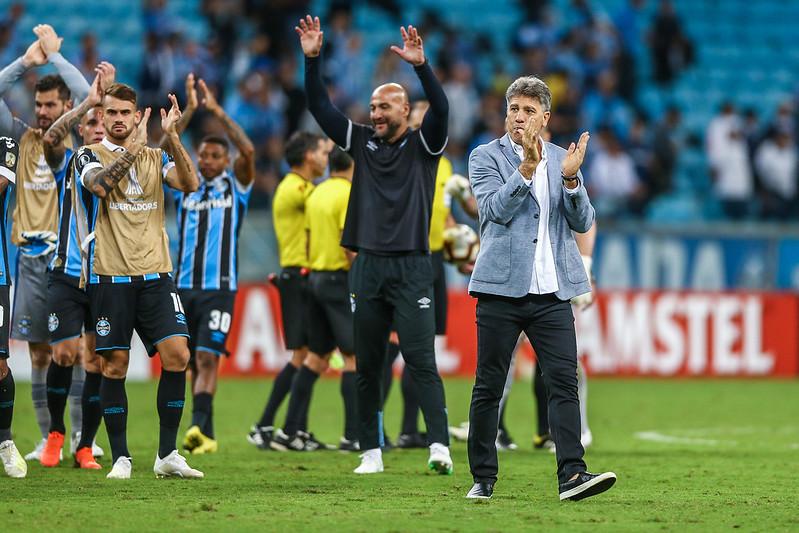 Grêmio x Universidad Católica - Libertadores 2019 - 08/05/19