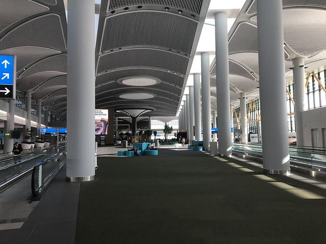 Aéroport Istanbul