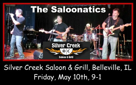 The Saloonatics 5-10-19