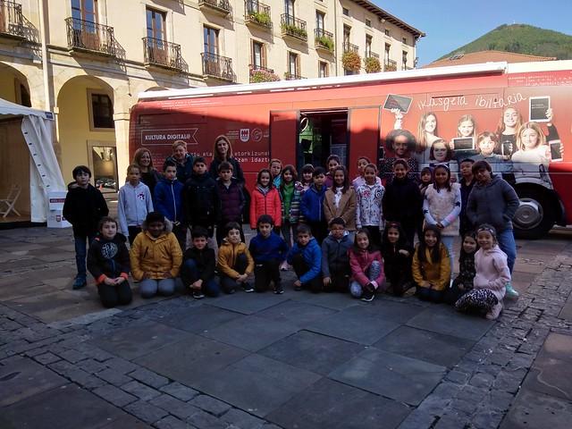 Kultura Digitalaren Astea 2019: Zumarraga