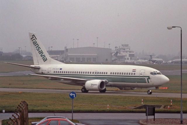 PH-HVF Boeing 737-300 Transavia BHX 13-02-93