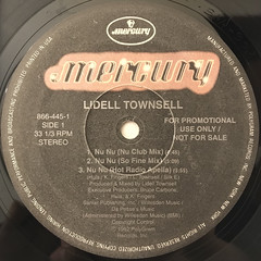 LIDELL TOWNSELL:NU NU(LABEL SIDE-A)