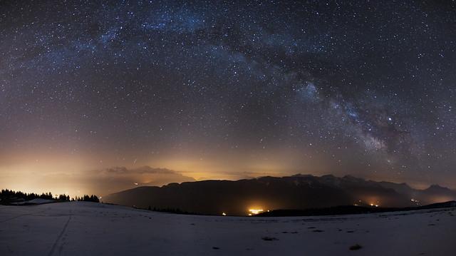 Arche galactique