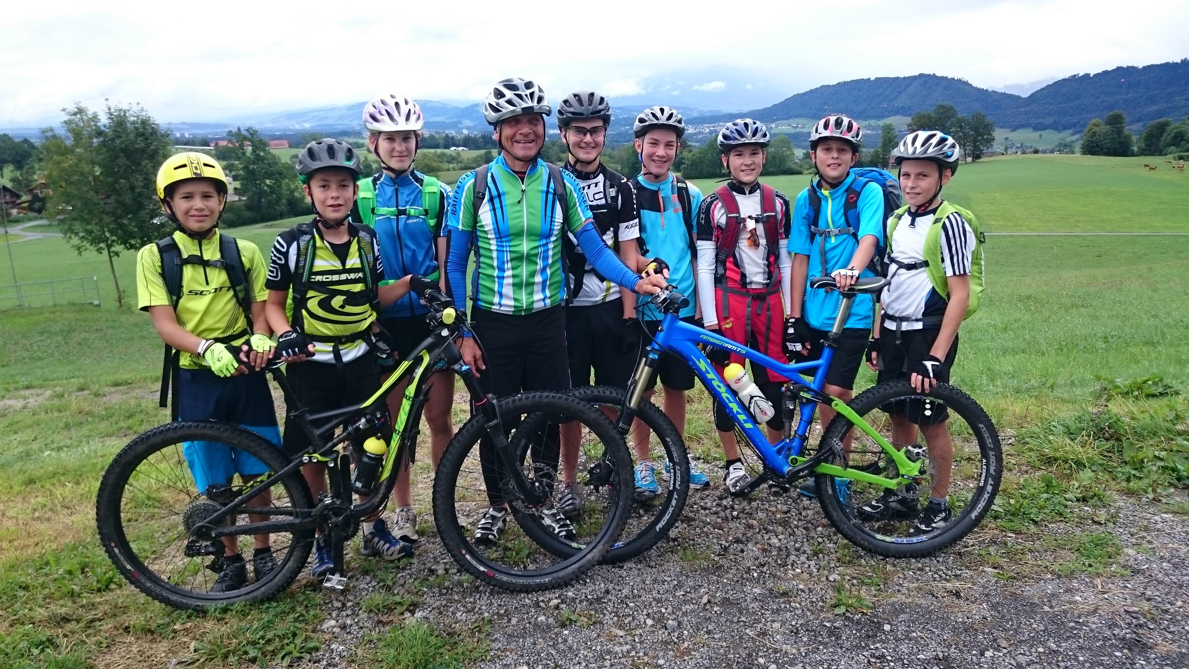 2015-08-15 Biketour Sommertraining
