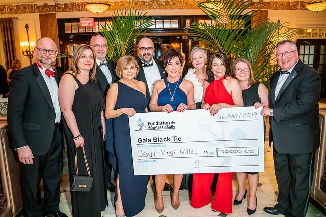 Gala Black Tie 2019