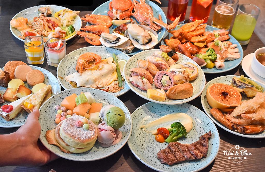漢來海港 台中吃到飽  buffet 自助百匯  聚餐餐廳29