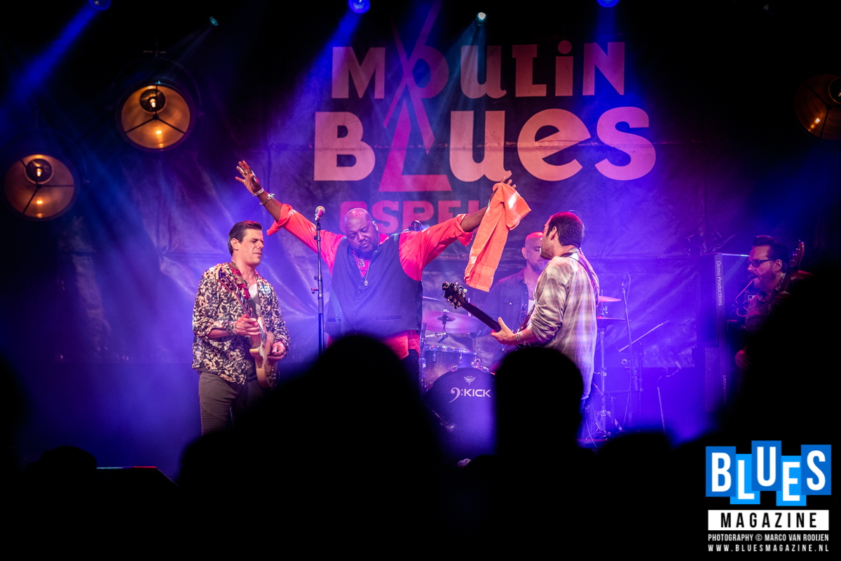 The Blues Giants @ Moulin Blues 2019