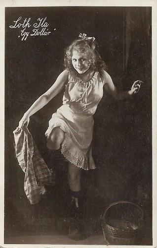 Ila Loth in Egy Dollár (1923)