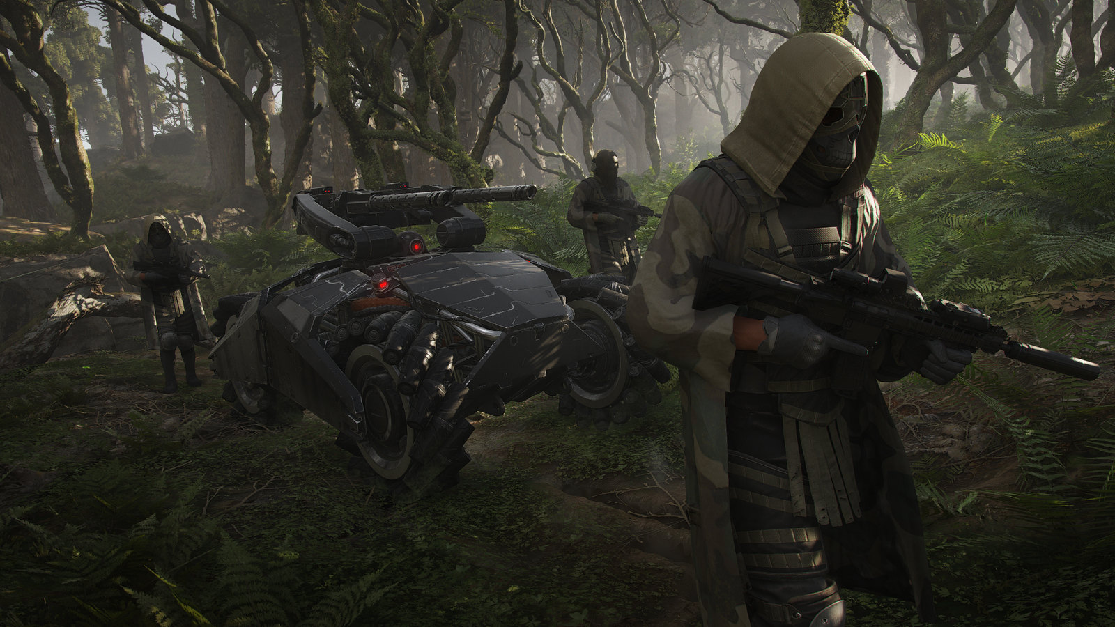 10 things you need to know about Ghost Recon Breakpoint