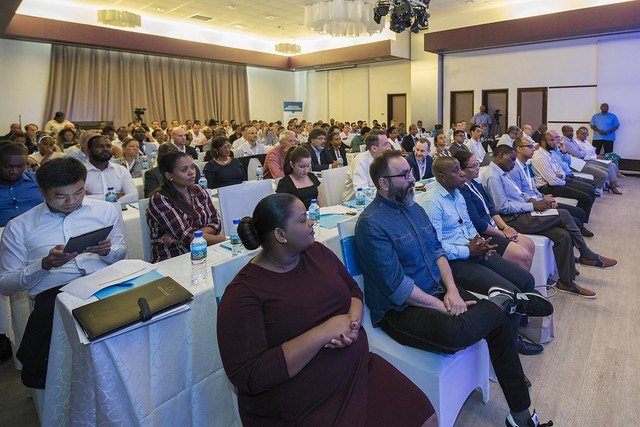 """Building a FinTech Platform for Seychelles"" Workshop"