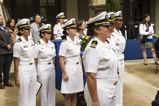 Nursing School Honors Military Nurses