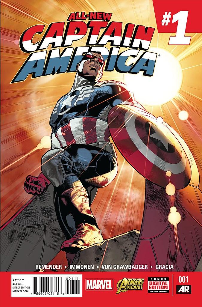 《終局之戰》後,獵鷹扛起美隊之盾! 「美國隊長」特別專題:漫畫原作中歷代成為美國隊長的角色介紹!!