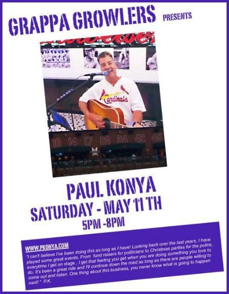 Paul Konya 5-11-19