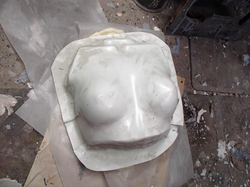 Mannequin Chest Vacform