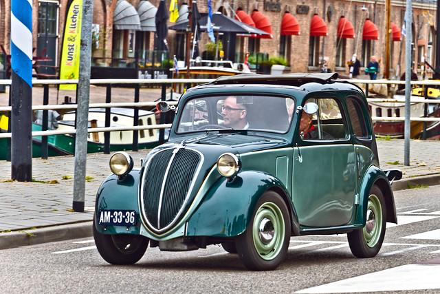 FIAT 500A Topolino 1939 (6736)