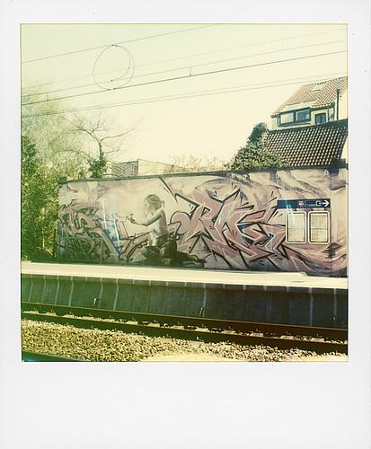 IOTA & ORKEZ (gare de Forest-Est, Bruxelles)