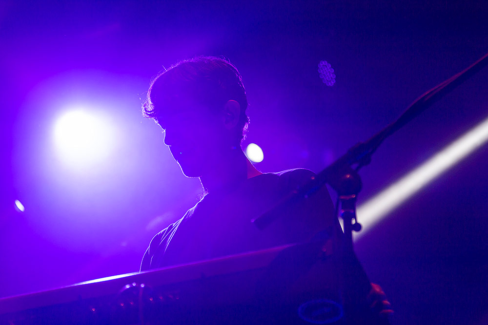 Wild Nothing @ El Plaza, 03/05/19