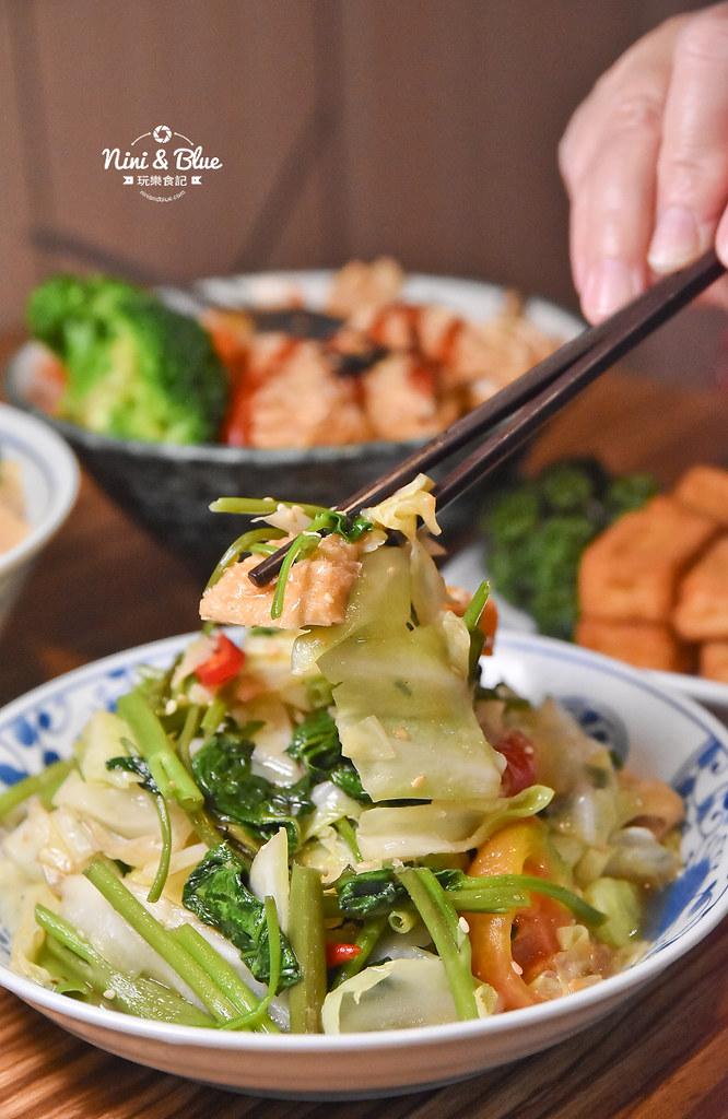 台中一中素食 滷菩提 中友素食 中國醫美食28