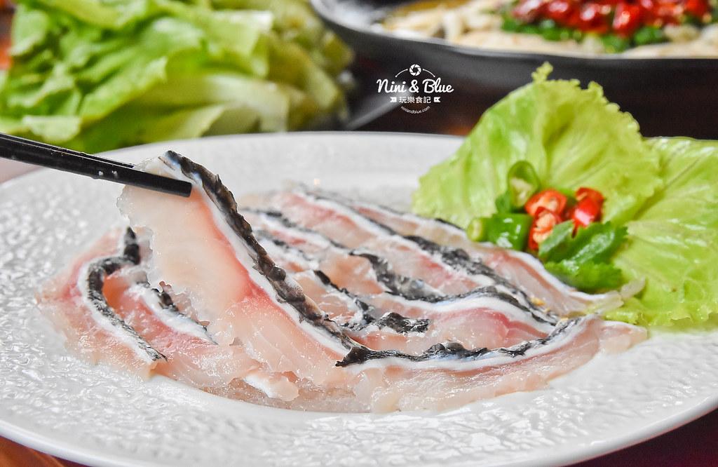 漁知香木桶魚 台中逢甲美食 麻辣烤魚 小龍蝦 水煮牛 四川烤魚24