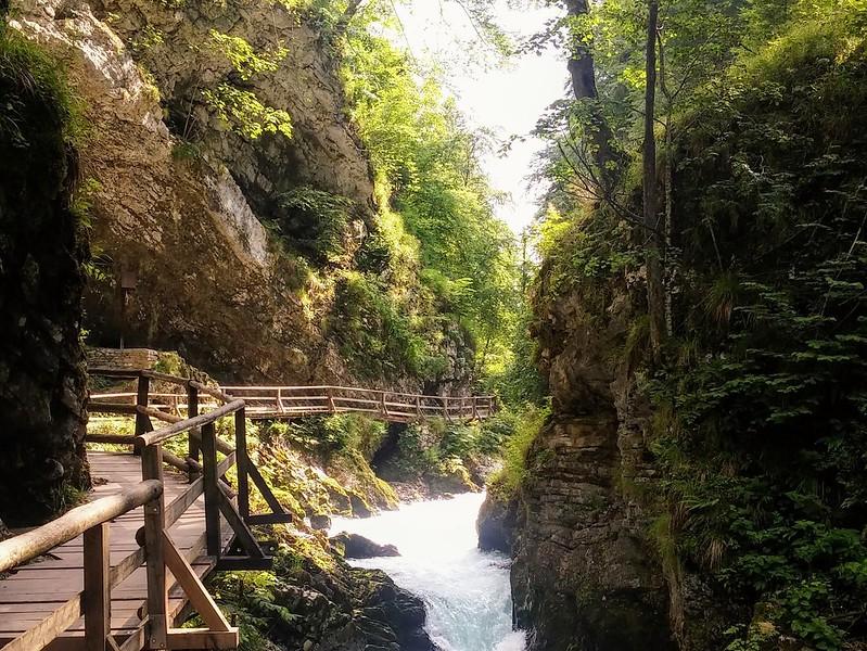Bled Vintgar Slovenia