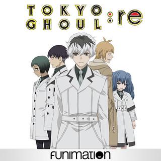 Tokyo Ghoul:re – Part 1 - Uncut